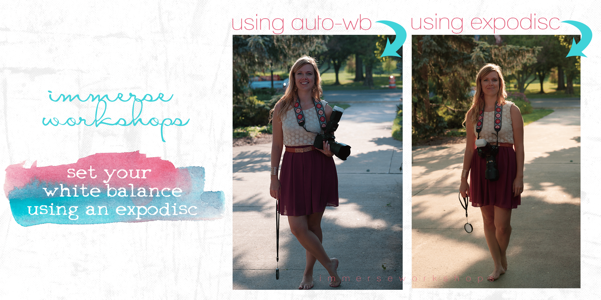 Set Your White Balance with an Expodisc