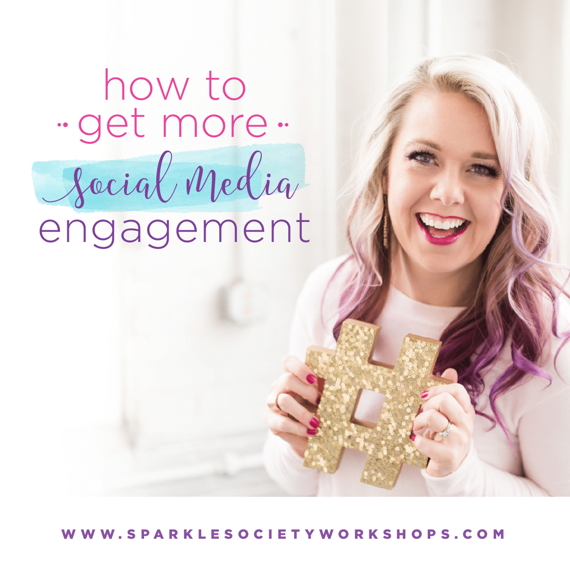 get more social engagement
